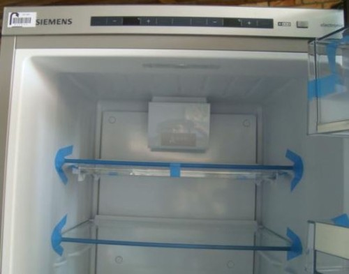 Siemens Kühlschrank Kg39eai40 : Siemens kg eai im test kühlschrank im vergleichstest